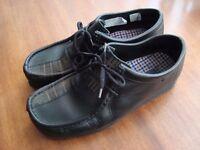 Ben Sherman Loafers smart men's shoes size 10 hardly worn