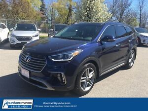 2017 Hyundai Santa Fe XL Ultimate w/6 Passenger Saddle