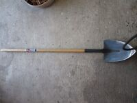 Spear and Jackson Irish Shovel - long handled