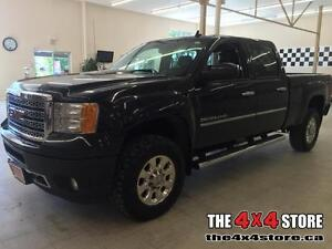 2014 GMC Sierra 2500 DENALI CREW LEATHER LOADED 4X4 DURAMAX DIES