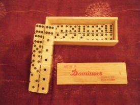 Domino's and solitaire