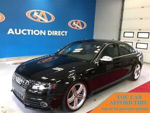 2012 Audi S4 3.0 PREMIUM! STASIS EXHAUST! LOWERED!