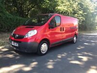 LOW MILEAGE LONG WHEEL BASE VAUXHALL VIVARO