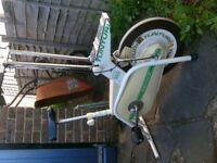 TUNTURI Ergometer exercise bike very good condition