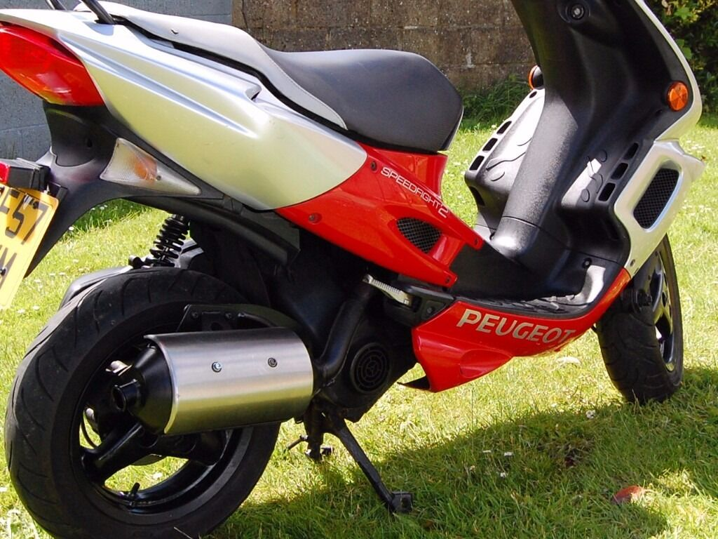 peugeot speedfight 2 100cc scooter in good condition in stroud gloucestershire gumtree. Black Bedroom Furniture Sets. Home Design Ideas