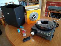 Kodak Carousel S-AV 2050 Projector.
