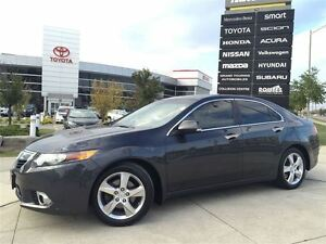 2012 Acura TSX w/Premium Pkg*ONE OWNER, LEATHER HEATED SEATS, SU