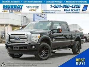 2014 Ford F-350 *Sunroof, Rear View Camera, Leather Seats*