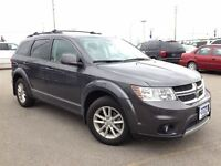 2014 Dodge Journey **JUST TRADED**LOW KMS**CLEAN CARPROOF**SERVI