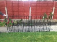 Wrought Iron gates - for driveway