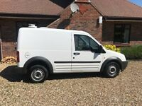 Ford Transit Connect. Ex council dog warden van