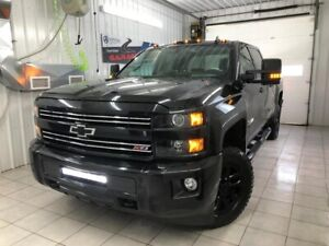 2016 Chevrolet Silverado 2500HD Z71 - MIDNIGHT EDITION - CREWCAB