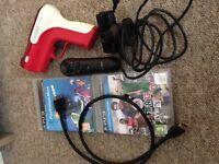 PS3 Accessories Bundle