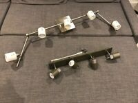 Ceiling spotlights - excellent condition