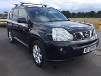 BARGAIN! Nissan x trail 4x4, full years MOT, ready to go