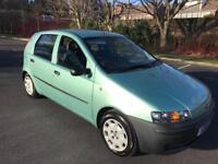 Fiat Punto 1.2, 75k + 5 door + lovely interior + - quick sale