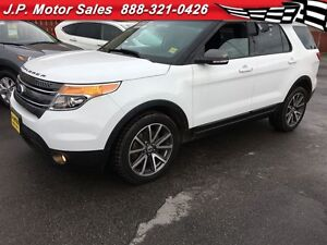 2015 Ford Explorer XLT, Automatic, Reverse Camera, 4x4