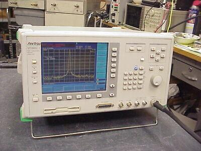 Anritsu Mt8801c1 Radio Communication Analyzer Opt 0107.20