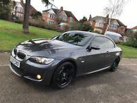 BMW 3 Series 3.0 325i M Sport **SATNAV AUTOMATIC CONVERTIBLE HARD TOP**