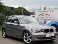 2009 BMW 116D SPORT DIESEL 72938 MILES 3 DOOR 2 OWNER MOT'D SEPT 18 FULL SERVICE HISTORY IMMACULATE