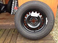 1 x Continental Tyre for Sale (Brand New) Size:185 65 R15