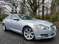 July 2010 Jaguar XF 3.0d V6 Luxury Auto! Sat Nav! Reverse Camera! Full Leather! Lovely Example!