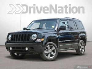 2015 Jeep Patriot HIGH ALTITUDE EDITION | LEATHER | SUNROOF