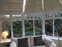UPVC Conservatory for Sale - excellent condition