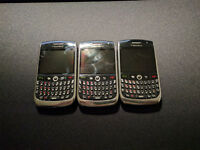 Blackberry 8900 Bundle of 3