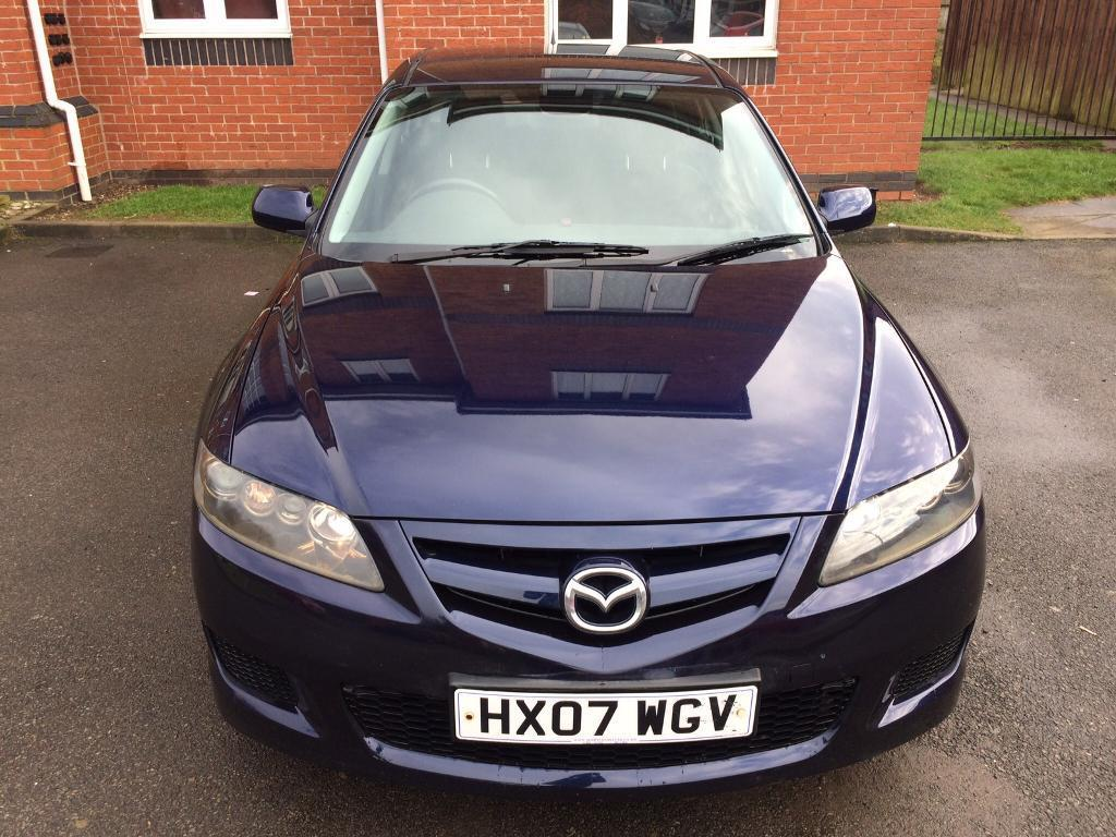 2007 MAZDA 6 SPECIAL EDITION TAMURA WITH 6 GEAR BOX EXCELLENT ...