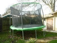 Trampoline 12ft (6 months old) - Good condition
