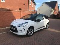 Very good condition Citroen DS3 convertible