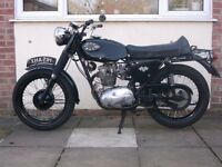 BSA B25 Starfire - may take p/ex