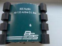 BSS DI Box