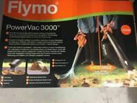 FLYMO POWERVAC BRAND NEW SEALED