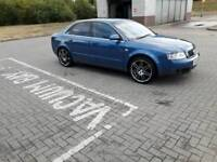Audi a4 1.8t swap or sell
