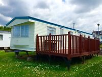 Static caravan for sale Quay West Holiday Park New Quay Wales