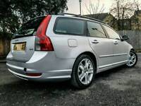 VOLVO ESTATE V50 2.0L DIESEL (57 PLATE) ***IMMACULATE BARGAIN - PRIVATE PLATE INCLUDED*** TAX/MOT