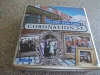 New Vintage Coronation street game in tin