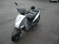 Kymco Agilty 50cc Scooter 2010 12 Months Mot