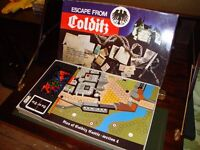Escape from Colditz. Classic 70's board game.