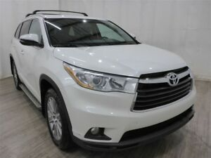 2014 Toyota Highlander XLE Navigation Leather Bluetooth
