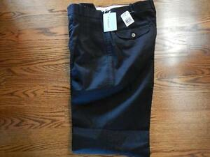 Cacharel Black Khaki Pants Size 31 waist Peterborough Peterborough Area image 1