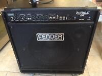 Fender Bass Amp Rumble 150 watt good working order