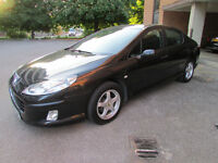 2006**Peugeot 407 2.0 HDi S 4dr**FLYWHEEL & CLUTCH KIT & CAMBELT DONE**