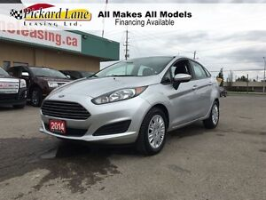 2014 Ford Fiesta $84.07 BI WEEKLY! $0 DOWN! CERTIFIED! AUTOMATIC
