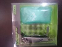 GOLF UTILITY TOOL KEY RING AND HAND WARMER (8 IN 1)
