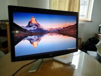 """Selling excellent 1920x1200 24"""" Acer LCD monitor with HDMI and integrated speakers"""