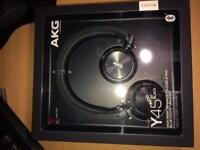 AKG Y45BT Wired and Wireless Bluetooth Headphones