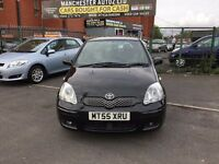 Toyota Yaris 1.3 VVT-i T Spirit 5dr,automatic, 2 FORMER KEEPER,
